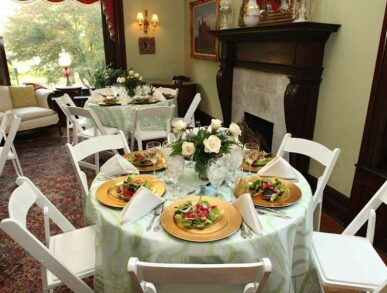 Photo Gallery, DuPont Mansion Historic Bed and Breakfast